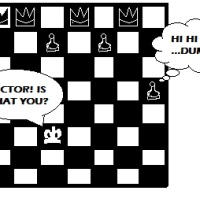 The Perpendicular Universe chess